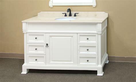 60 vanity single sink 60 inch traditional single sink vanity by bellaterra home