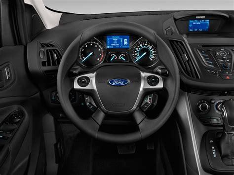image  ford escape fwd  door  steering wheel size