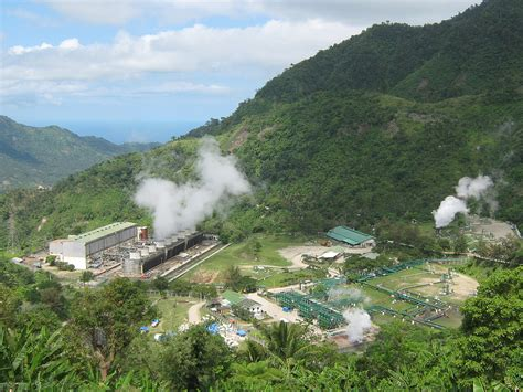 Geothermal Power In The Philippines