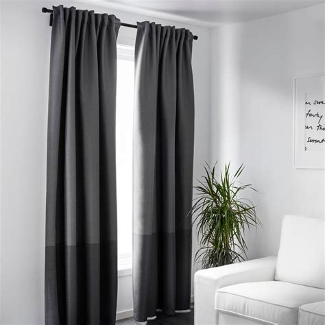 Rideaux Voilage Ikea by The 25 Best Rideau Occultant Ikea Ideas On Pinterest