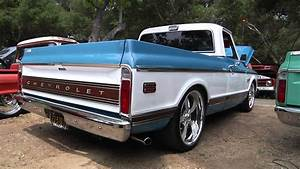 1972 Chevrolet Cheyenne Super Pickup Truck