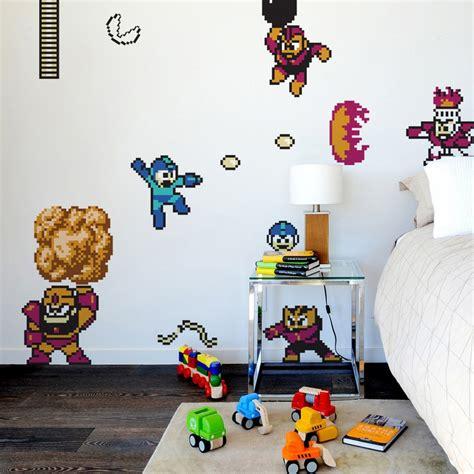 Blik Mega Man Wall Decals