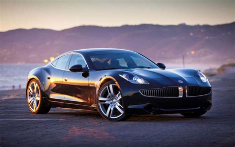 The Electric Fisker Karma Is Back From The Dead