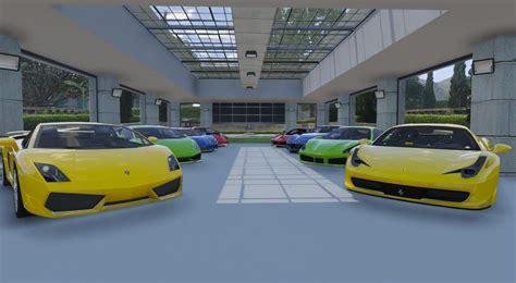The New Garage Mod For Gta 5!? (gta 5 Mods)
