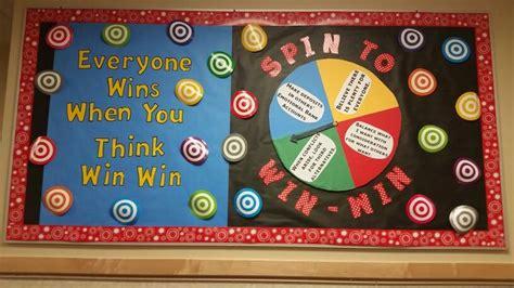 leader   habit   win win bulletin board