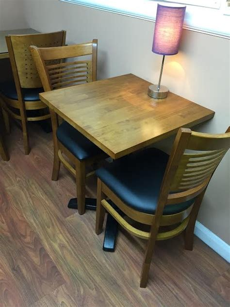 Wooden Tables For Sale by Secondhand Chairs And Tables Restaurant Or Cafe Tables