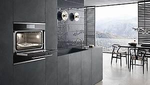 Side By Side In Küche Integrieren : miele backen und dampfgaren ~ Markanthonyermac.com Haus und Dekorationen