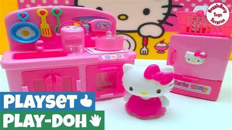 Hello Kitty Kitchen   Hello Kitty Toys   Toy Kitchen Set