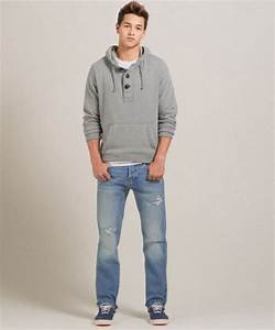 Hollister Slim Straight Jeans | Jeans Movement | Pinterest ...