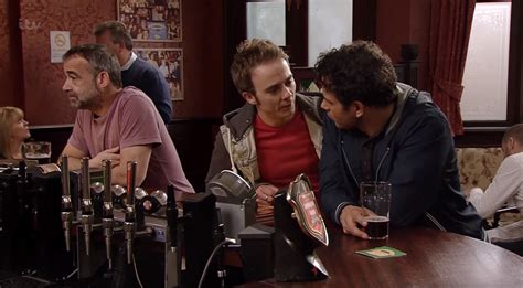 Coronation Street's Jack P. Shepherd shares picture with ...