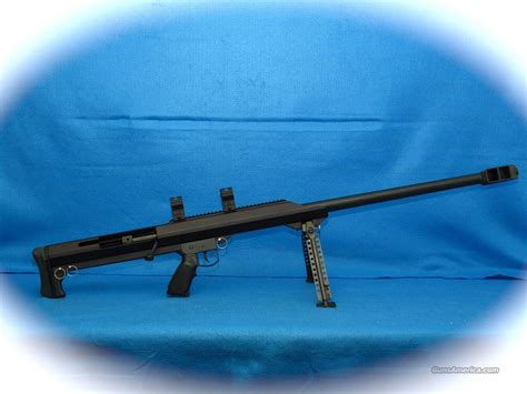 Used 50 Bmg For Sale by Barrett Model 99 Big 50 Bmg Cal Rifle Use For Sale