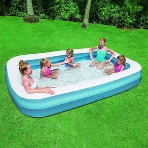 piscine gonflable enfant topiwall With piscine gonflable rectangulaire auchan 2 piscine gonflable rectangulaire avec pompe