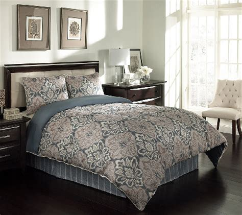 Qvc Bedroom Sets by Croscill Captain S Quarters Comforter Set H287297