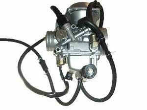 Honda Trx350 350es Rancher Carburetor Atv 4x4 Carb 2004