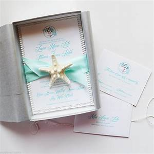 tiffany blue beach wedding invitations mospens studio With beach wedding invitations michaels
