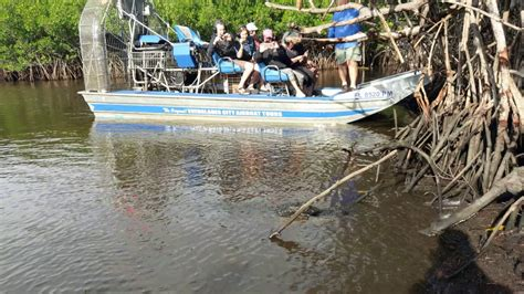 Youtube Airboat Rides Everglades by Everglades City Airboat Ride 4k Youtube