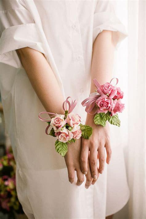 flower corsage ideas  pinterest wrist corsage