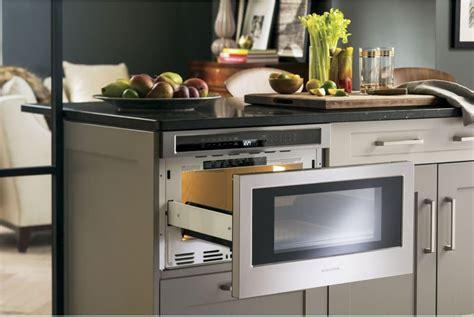 horno microondas incorporado tipo cajon