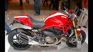 Ducati Monster 1200s : 2015 ducati monster 1200 s stripe eicma 2014 youtube ~ Medecine-chirurgie-esthetiques.com Avis de Voitures