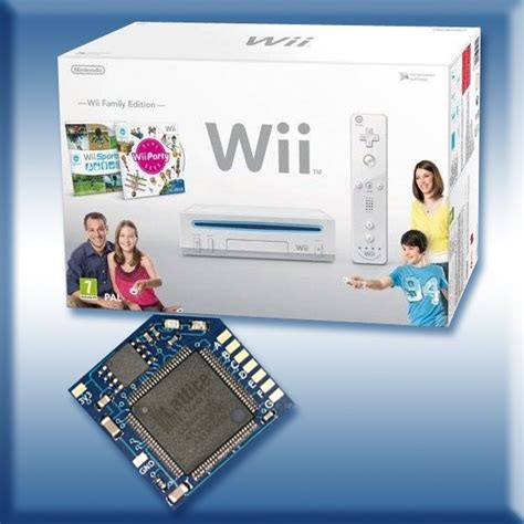 Modification Wii by Puce Wii Wii Neuve Pack Family Edition Modifi 233 E Avec Une