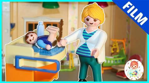 Playmobil Film Deutsch  👶🏻 Baby Leons Erster Tag Zu Hause