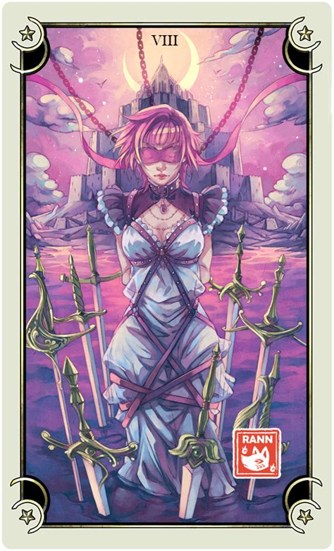 Arcana Deck Profile by Tarot Deck Project By Rann Poisoncage On Deviantart