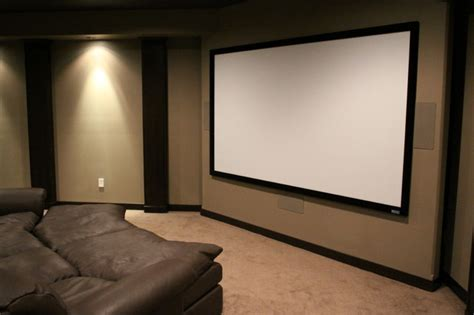 home theater  home entertainment spaces contemporary
