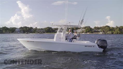 Contender Boat Dealers by 25t Contender Fishing Boat Contender Boats