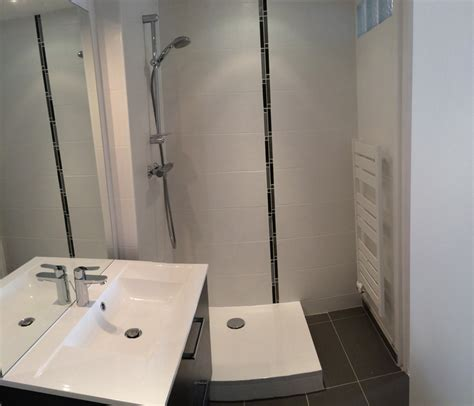 salle de bain studio r 233 novation compl 232 te d un studio grenoble travaux