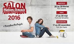 Le Salon Maison Travaux Dition 2016