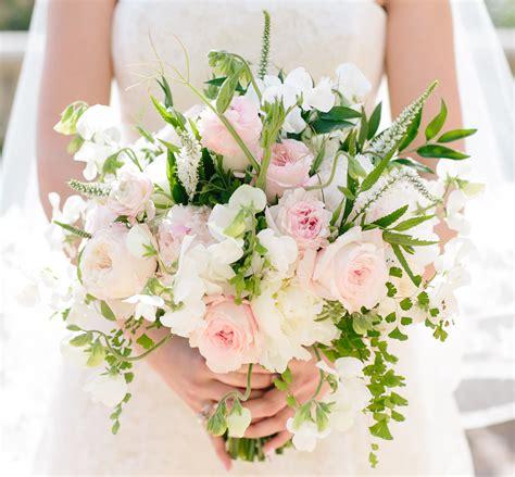bridal bouquets  valentine inspired shades