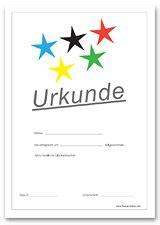 kostenlose urkunden zum ausdrucken gratis vorlagen bei