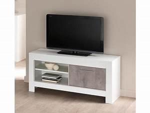 Petit Meuble Tele : avis petit meuble tv comparatif test le meilleur produit de 2019 ~ Teatrodelosmanantiales.com Idées de Décoration