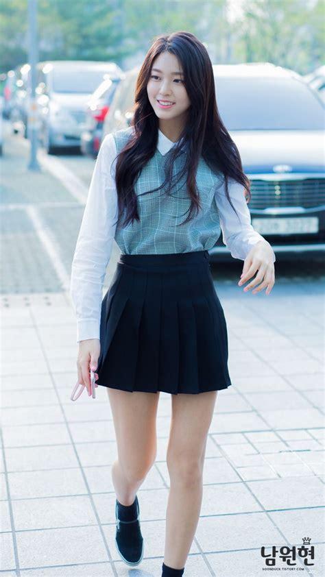 Seolhyun | From Reddit | Pinterest | K pop Korean and Asian