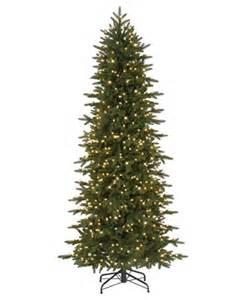 Menards Pre Lit Christmas Trees by Oregonian Slim Christmas Tree Tree Classics
