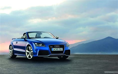Audi TT RS 2012 Wallpaper