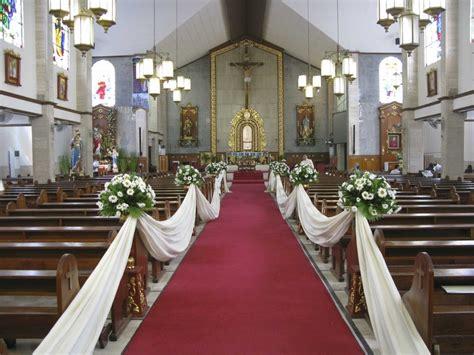 simple wedding church decorations church wedding decorations wedding decoration