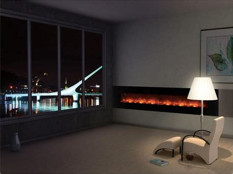 wall mount electric fireplace ideas  living room