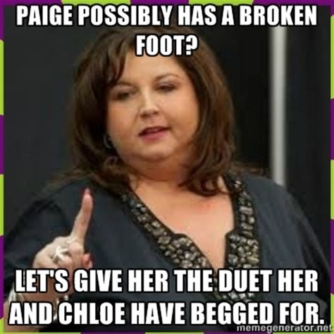 Paige Meme - 71 best abby lee miller swagggg images on pinterest abby lee lee miller and dance moms girls