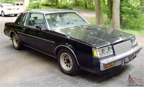 1987 Buick Regal Turbo by 1987 Buick Regal T Type Coupe 2 Door 3 8l Turbo