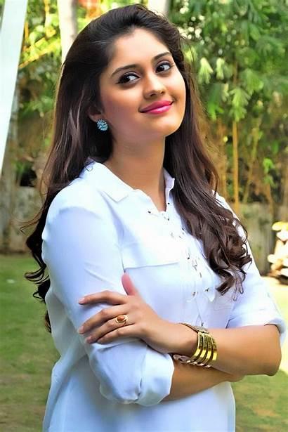 Actress South Surabhi Wallpapers Heroine Indian Smile