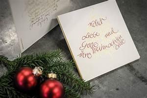 Edle Weihnachtskarten Basteln : gestaltung weihnachtskarten ~ A.2002-acura-tl-radio.info Haus und Dekorationen