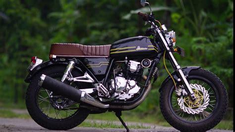 Modif Motor Scorpio by Yamaha Scorpio Z Motor Berkualitas Mudah Untuk Dimodifikasi