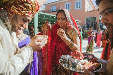 17 Best Images About Real Indian Wedding In Portugal