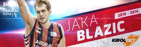 Jaka Blazic joins Baskonia for the next three seasons ...