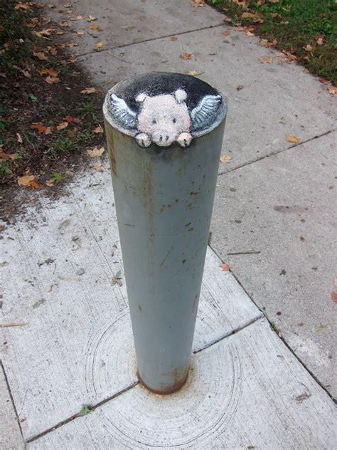 chalk street art  david zinn hative