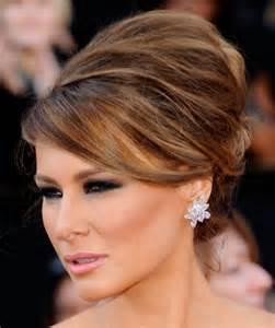 Melania Trump Hair