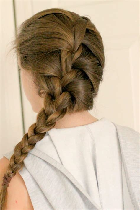 Hairstyle Ideas by Braided Summer Hairstyle Ideas Pinkwhen