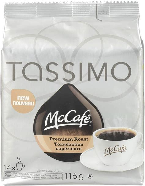 Mcdonald's breakfast menu prices are also included in the chart. TASSIMO MCCAFE Premium Roast Coffee 116G (2 Pack) {Imported from Canada} 66188003103 | eBay