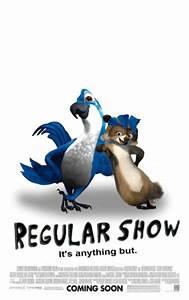 Regular Show Movie Poster by SumPerson on DeviantArt